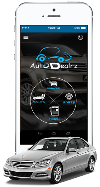 Car Dealers Mobile App - Attract, Sell & Retain Your Customers