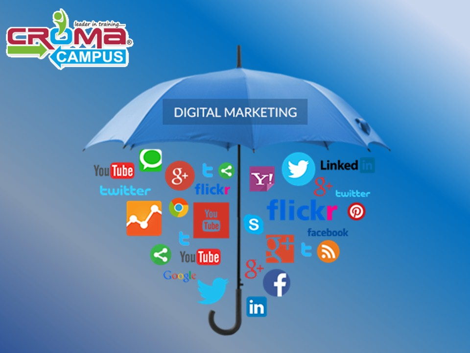 Digital Marketing Training In Noida Croma Campus Classified At New