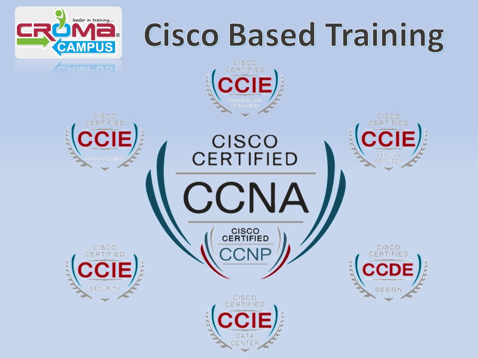 Ccna Training In Noida Croma Campus Classified At New India