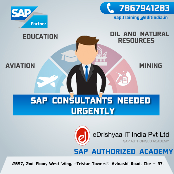 SAP Course in Coimbatore