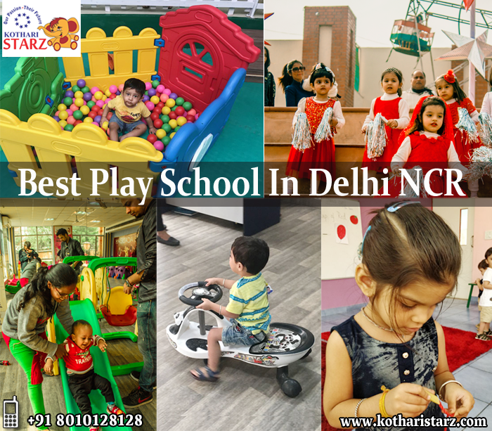 Best Play School in Delhi NCR | Play School Noida