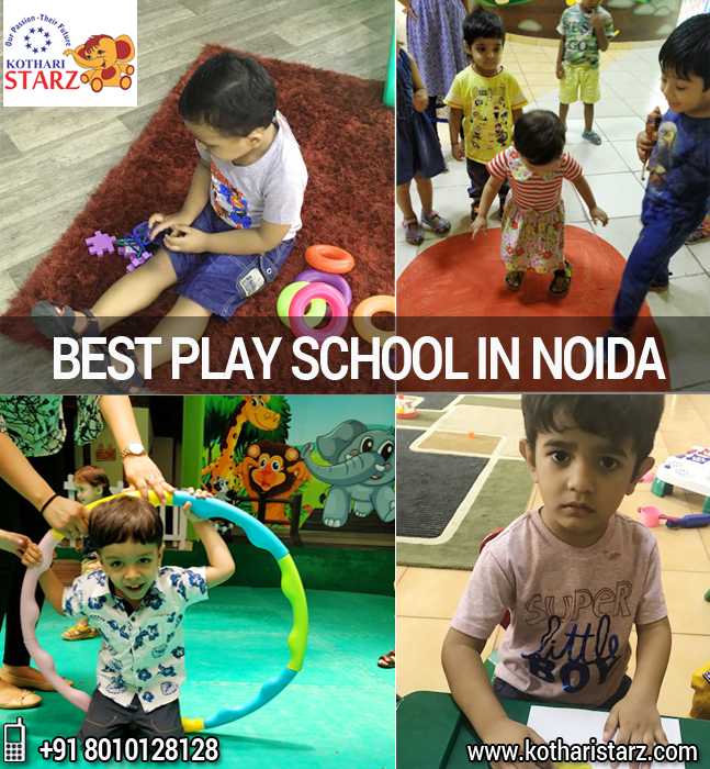 Best Play School in Noida | Top pre school for kids in Noida
