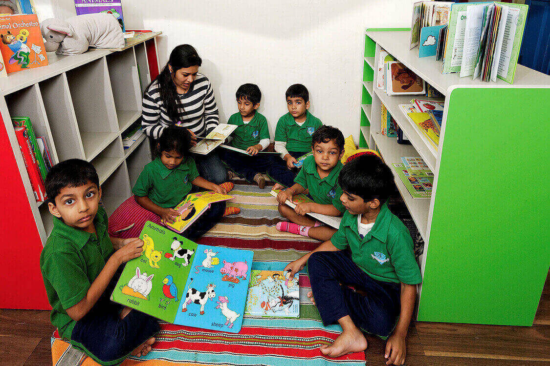 Best Kindergarten Schools in Coimbatore | List of Top Kindergarten Schools