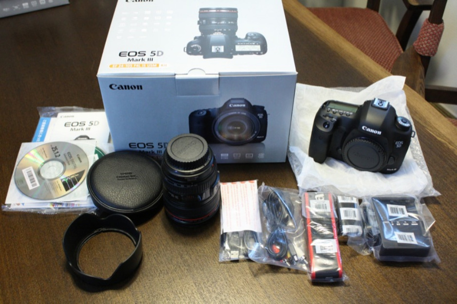 For sale Canon 5D Markiii, 1dX and Nikon D810
