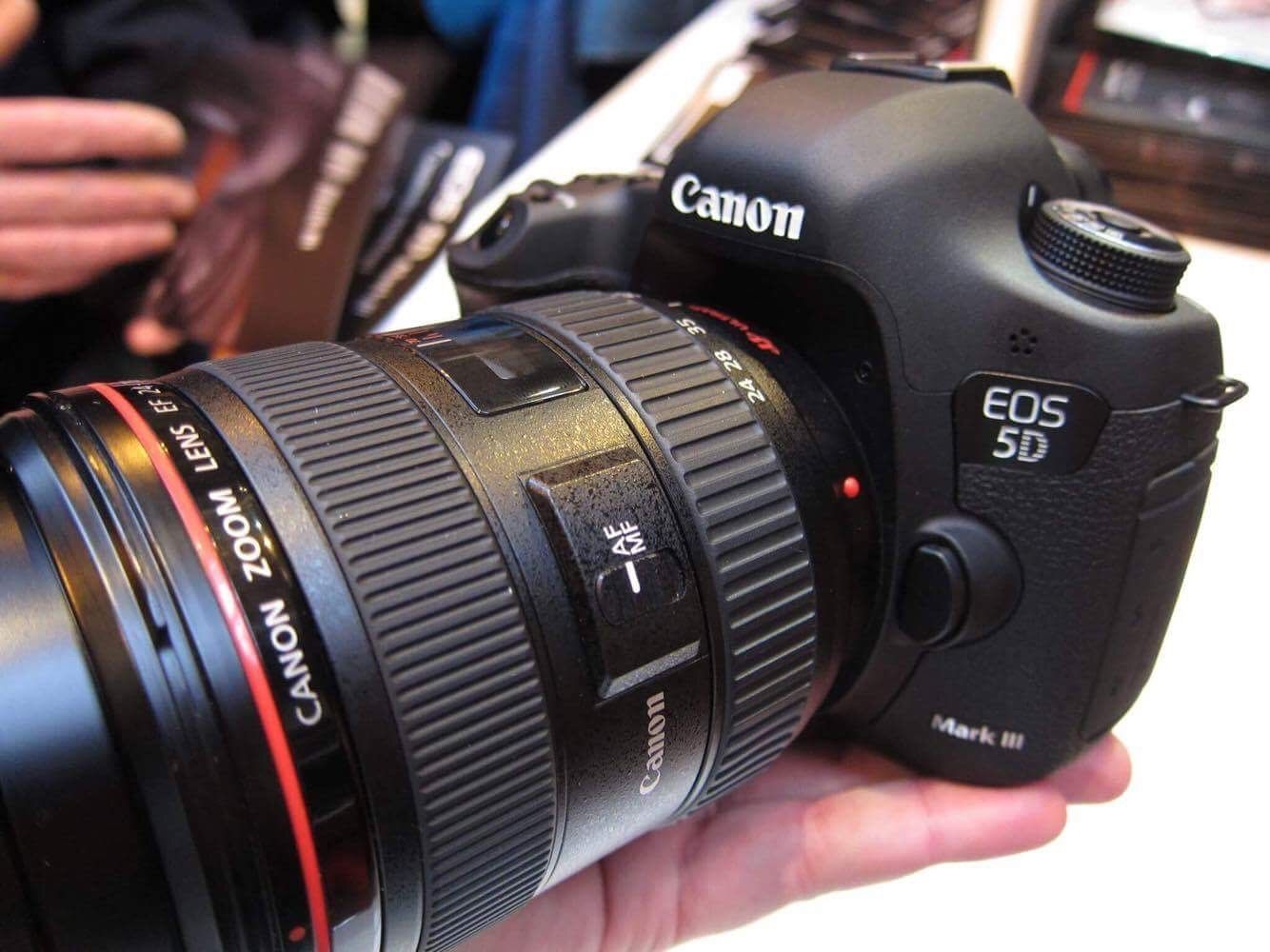 Canon EOS 5D Mark III (EF 24-105mm F4L IS USM)