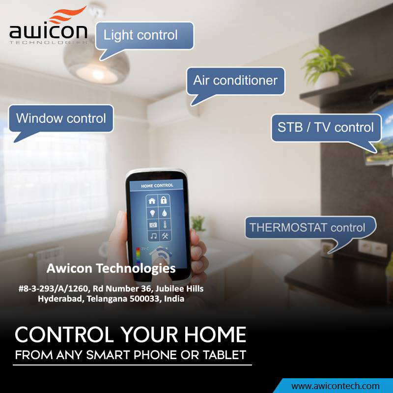 Control4, Crestron Home Automation Dealer in Hyderabad