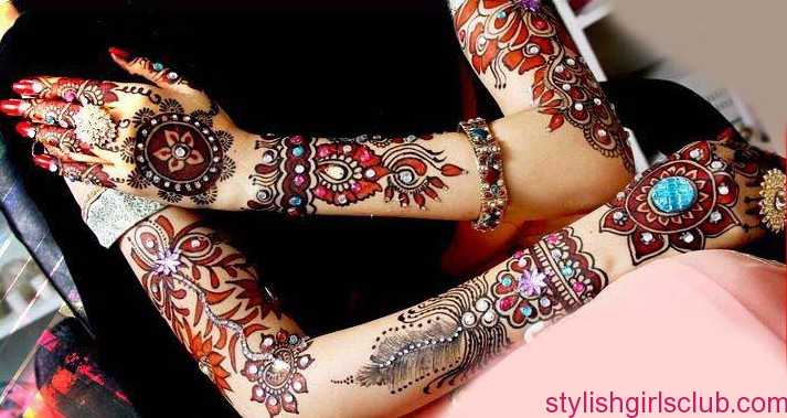Required beautician & Mehndi designer
