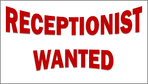 Wanted Marketing Manager & Receptionist
