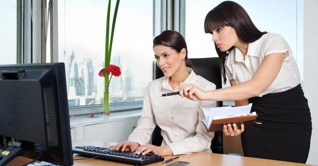 female personal assistant & receptionist classified at new india, Human Body