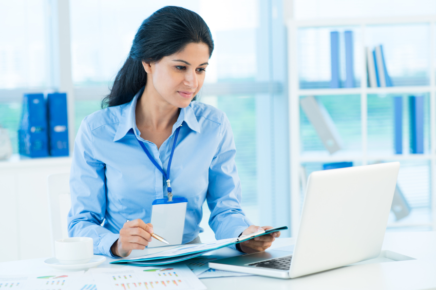 Wanted Female Office Assistant Classified At New India Classifieds