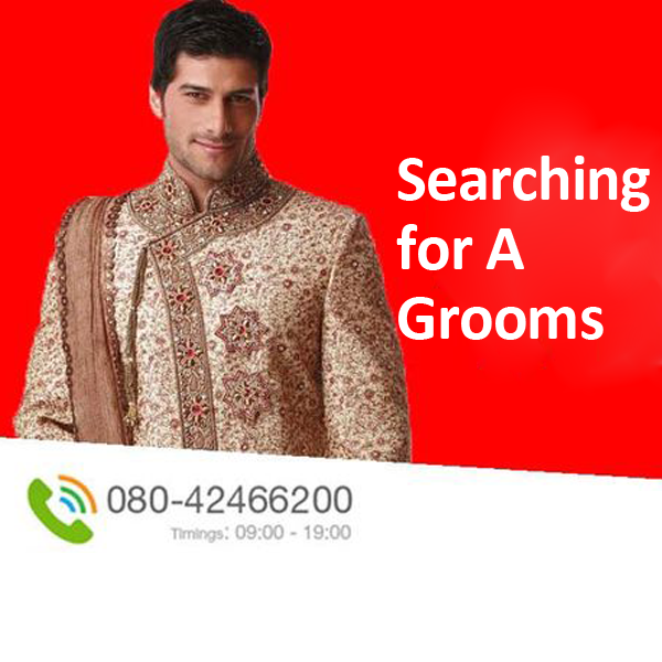 Matrimonial site for Grooms