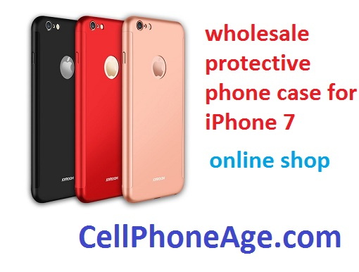 Wholesale protection phone case for iPhone 7