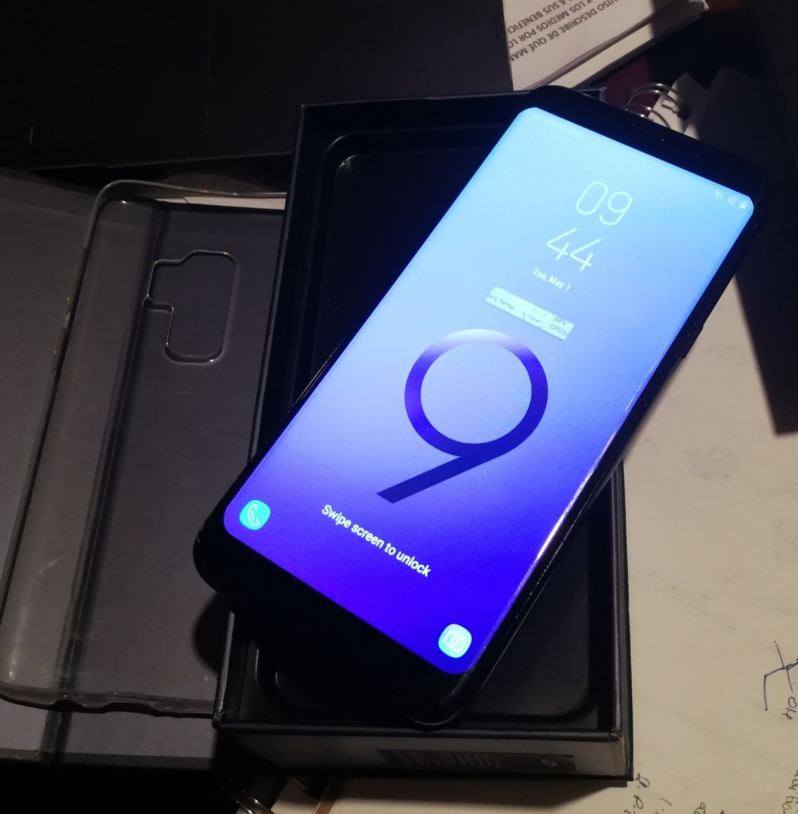 Samsung Galaxy s9+ 128GB (Unlocked)