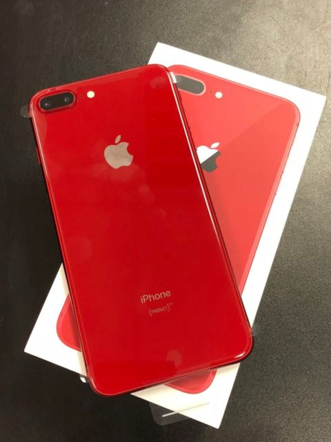 Apple iPhone 8 plus red 64GB