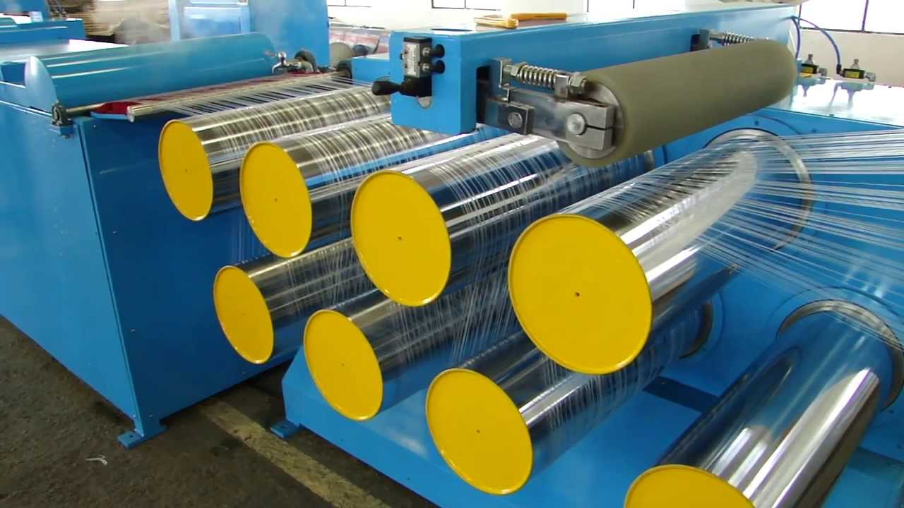 LASTIC (PP) Rope making machine