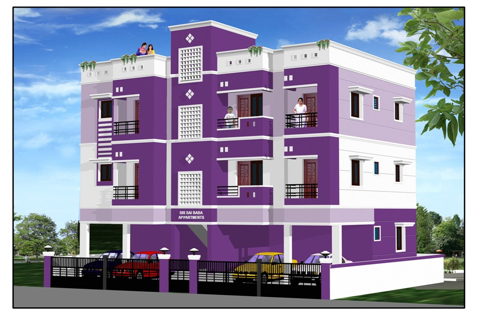 2bhk flat fully furnished, for sale