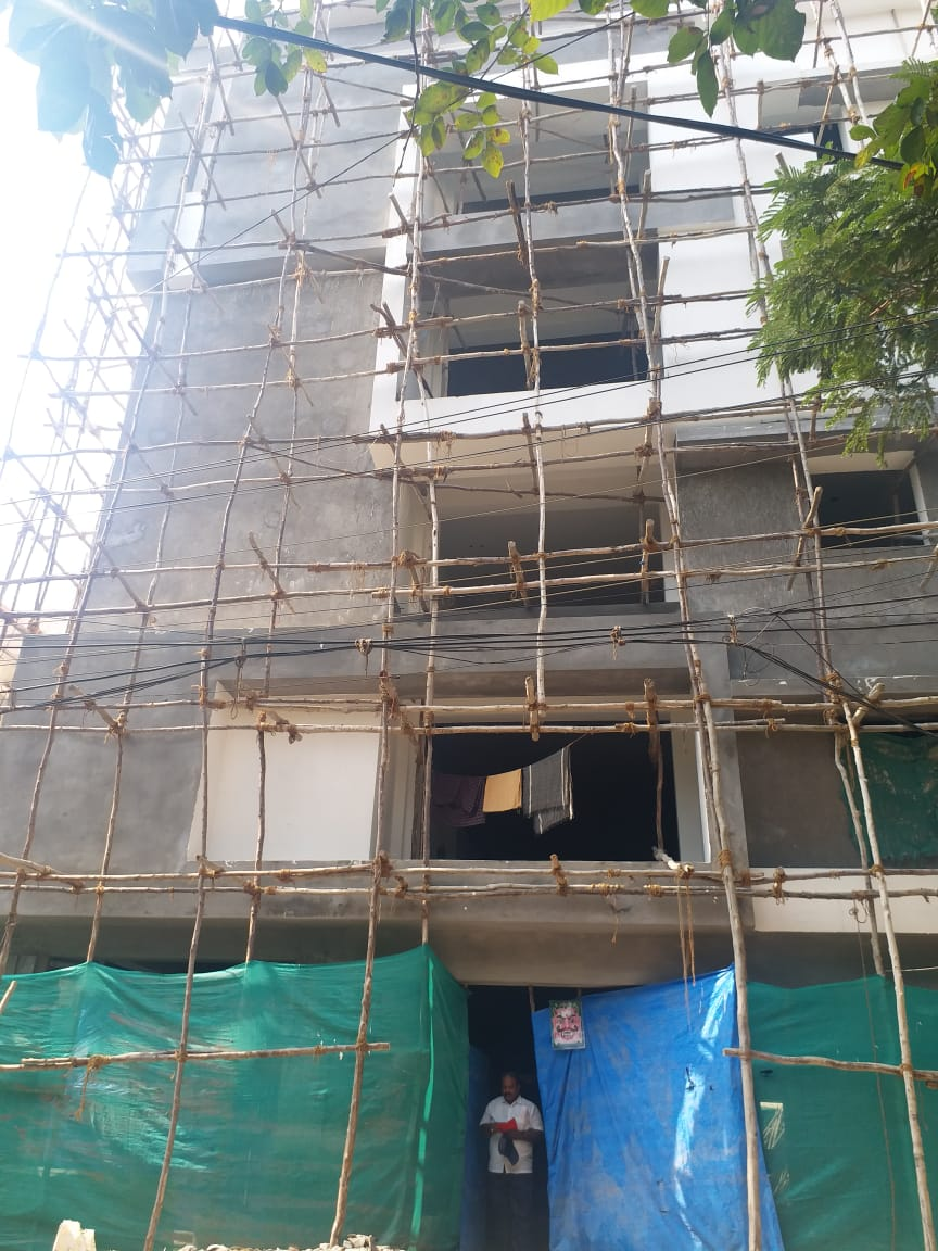 Flat For Sale 3bhk 1525
