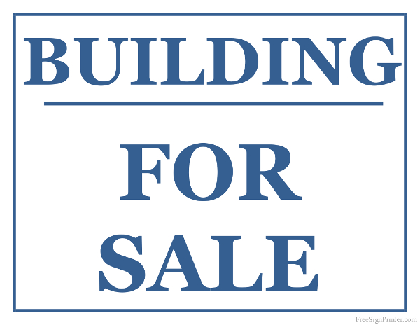 for sale sign pdf