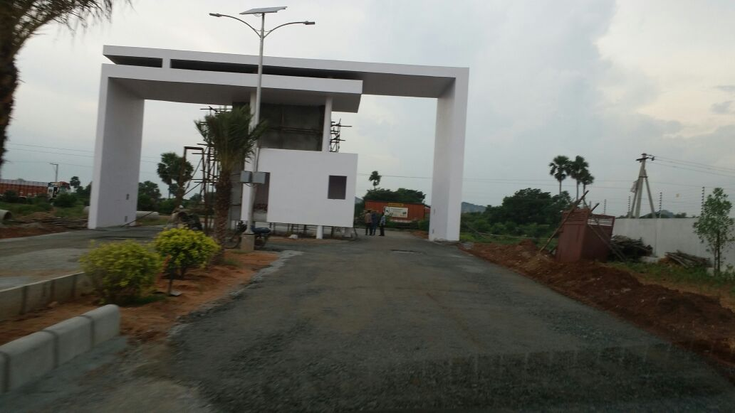 Highway Facing Plots