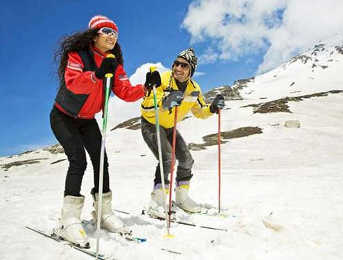 Agra With Shimla Manali Tour Package - Himachal Summer PKG