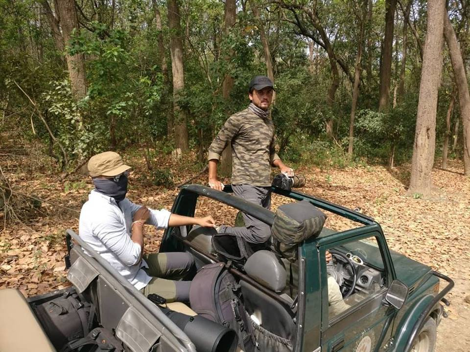 Jim Corbett Dhikala India Tour Packages