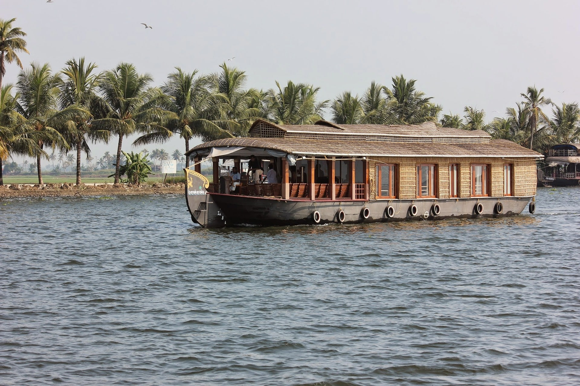 Houseboat in kerala , One of the fast growing company in Travel and Tourism