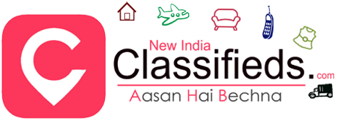 New India Classifieds Logo
