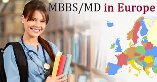 Medical study in English abroad