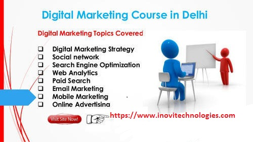 Digital Marketing Training Institute  in noida