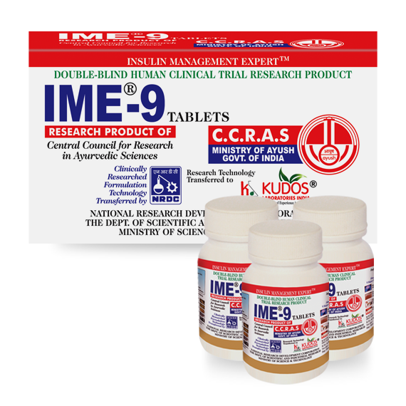 Sugar patients IME-9 sugar tablet