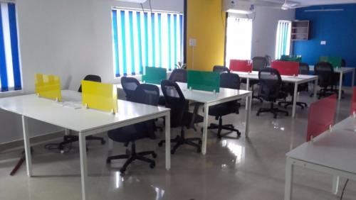 open office systems including workstations